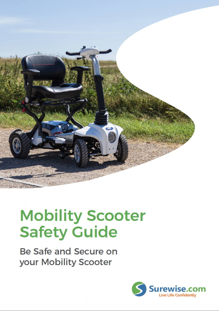 Mobility scooter saftey guide