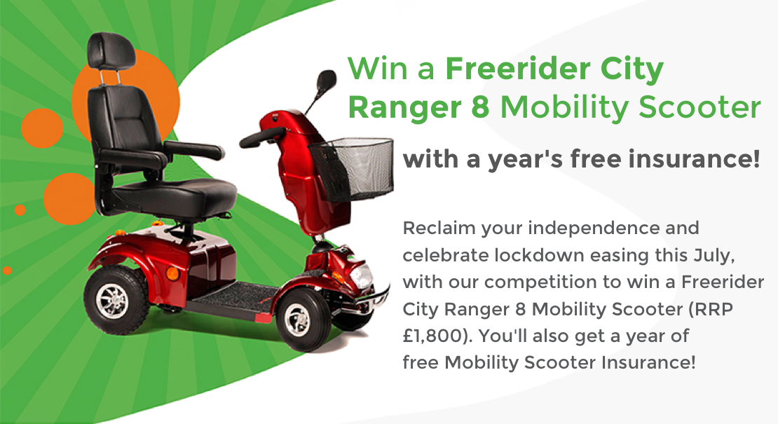 Free Mobility Scooter